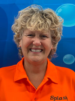 Photo of the head teacher from Splash Swimming Lessons